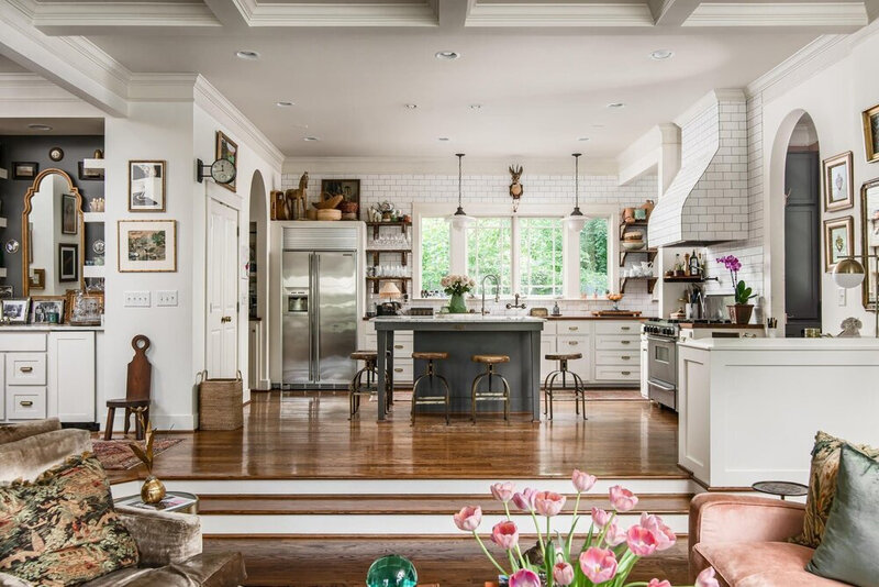Louisa Pierce's Vintage Eclectic Nashville Home is For Sale TheNordroom (70)