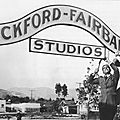 studios PICKFORD FAIRBANKS-1922