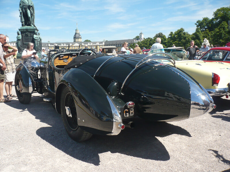 BENTLEY 3 1-2 Litre Petersen Sports Tourer 1937 Karlsruhe (2)