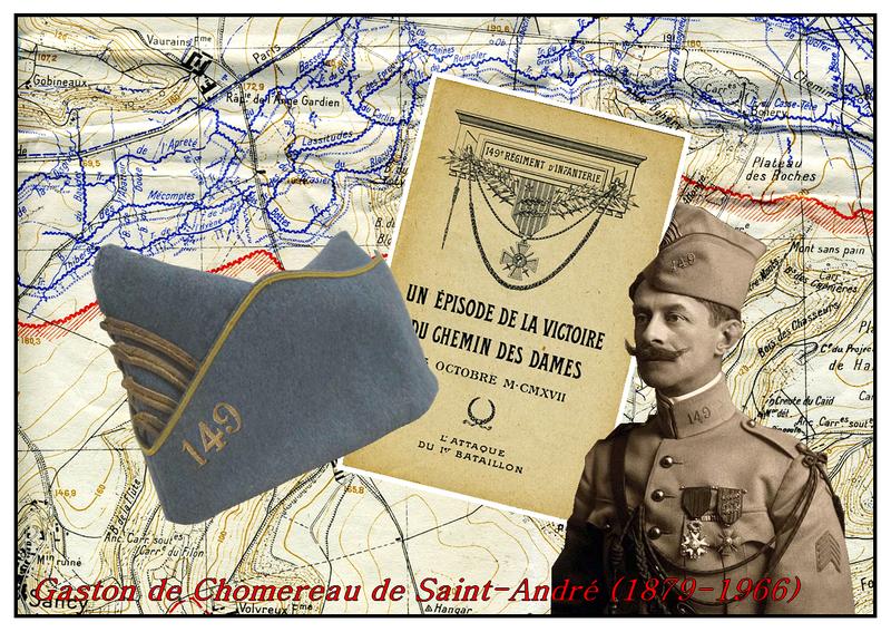 Gaston de Chomereau de Saint-André-la Malmaison