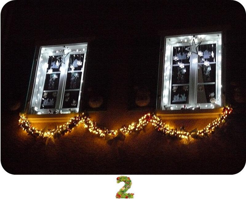 Quartier Drouot - Calendrier des lumières 2