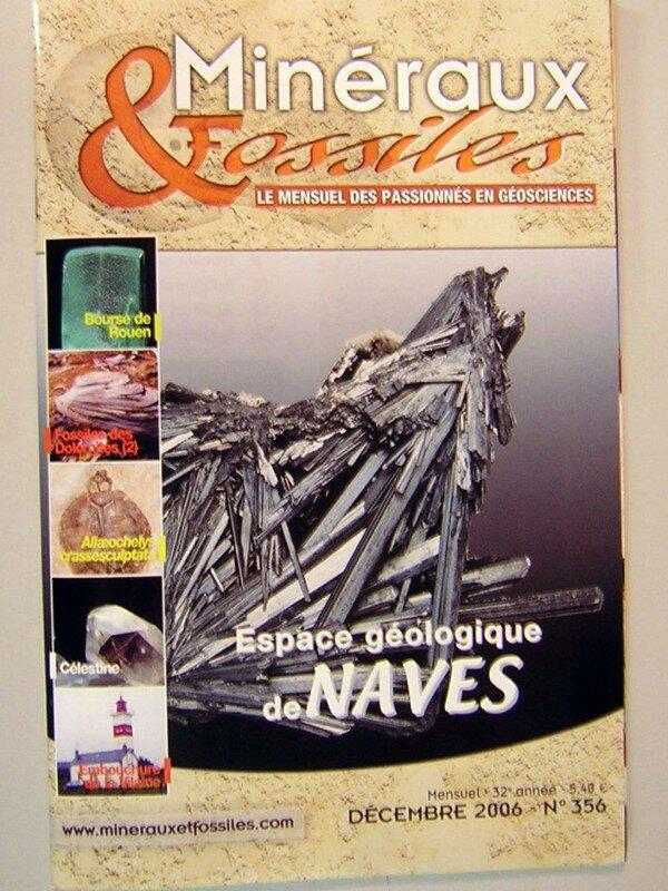 MINERAUX & FOSSILES (Mensuel)