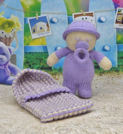 Traduction Baby Dreamer - Knitting By Post