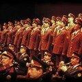 Le choeur de l'ex armée rouge à haubourdin