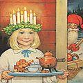 Sainte lucie , le 13 décembre