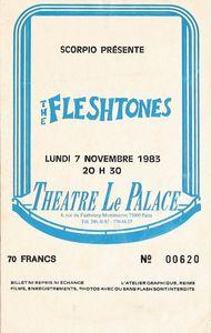 1983_11_Fleshtones_Palace_Billet