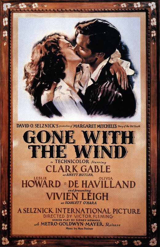 Poster - Gone With the Wind_01
