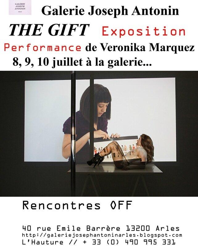 the gift veronika marquez