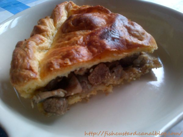 Beef and Guinness Pie (4)