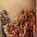 Discovering the salvator rosa engraver at national institute for graphics, rome
