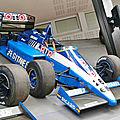Ligier JS 27 Renault V6T F1_05 - 1986 [F] HL_GF