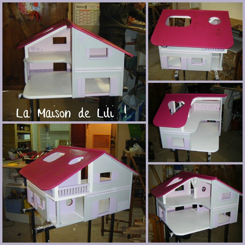 Maison de Lili finie