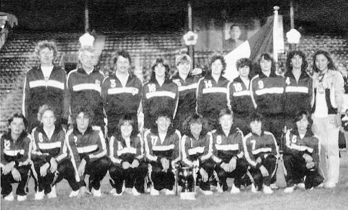 Photo 1981 Equipe Vendeheim Taiwan R