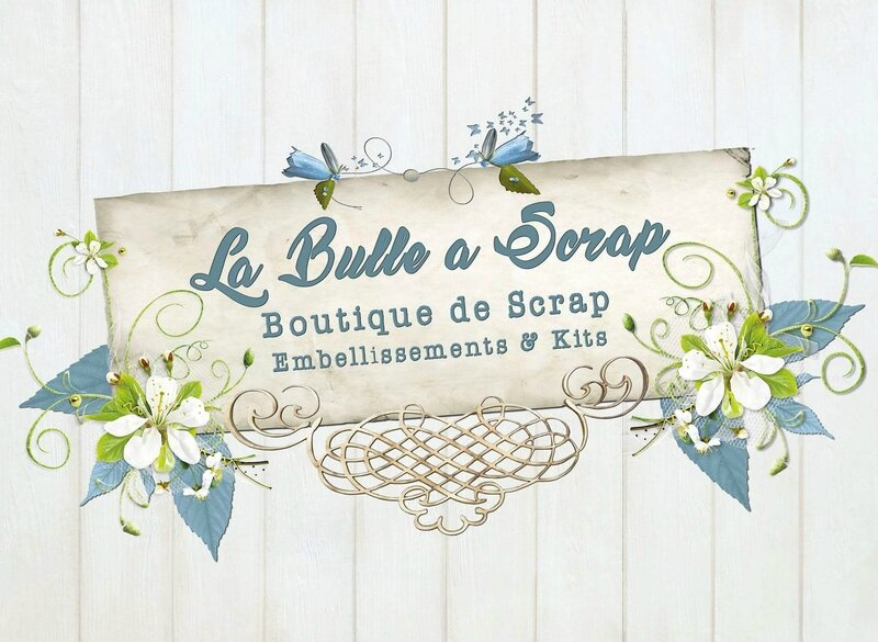 Logo La bulle a scrap