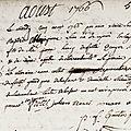 Ça s'est passé un 5 août… la naissance de frotté, chef chouan de normandie