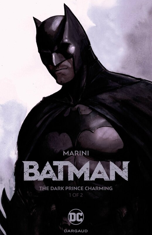 batman the dark prince charming book 01
