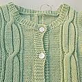 Le défi des tricoteuses des 4 saisons