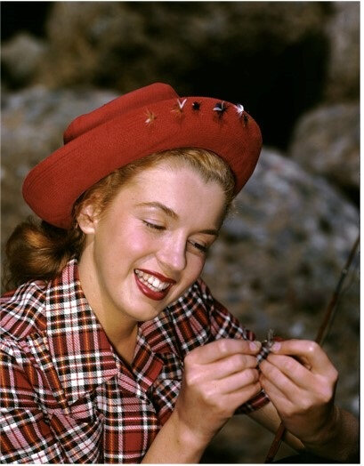 1946-04-05-park_sitting-fisher_red-031-1-by_richard_c_miller-1a