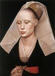 1455_Rogier_van_der_Weyden_Portrait_of_a_Lady