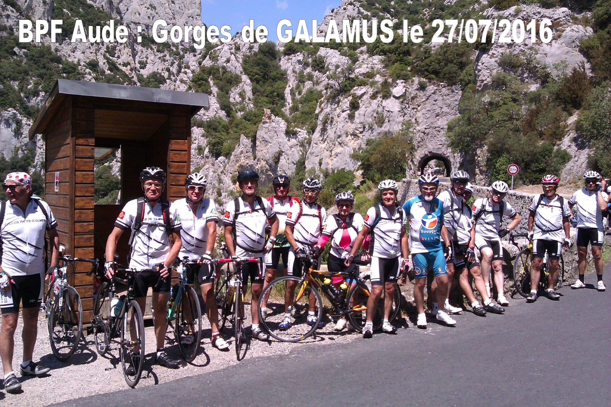 Peyrepertuse- Gorges de Galamus