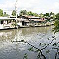 Bangkok - klong bang luang