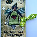Mail Art Sandy 1