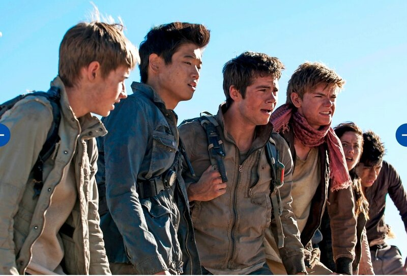 The Maze Runner - The Scorch Trials 02