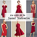 robes de la saint valentin jjshouse