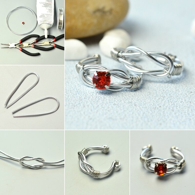 1080-Pandahall-DIY-Project---How-to-Make-Handmade-Wire-Wrapped-Couple-Rings