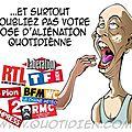 presse media humour liberation france2 tf1