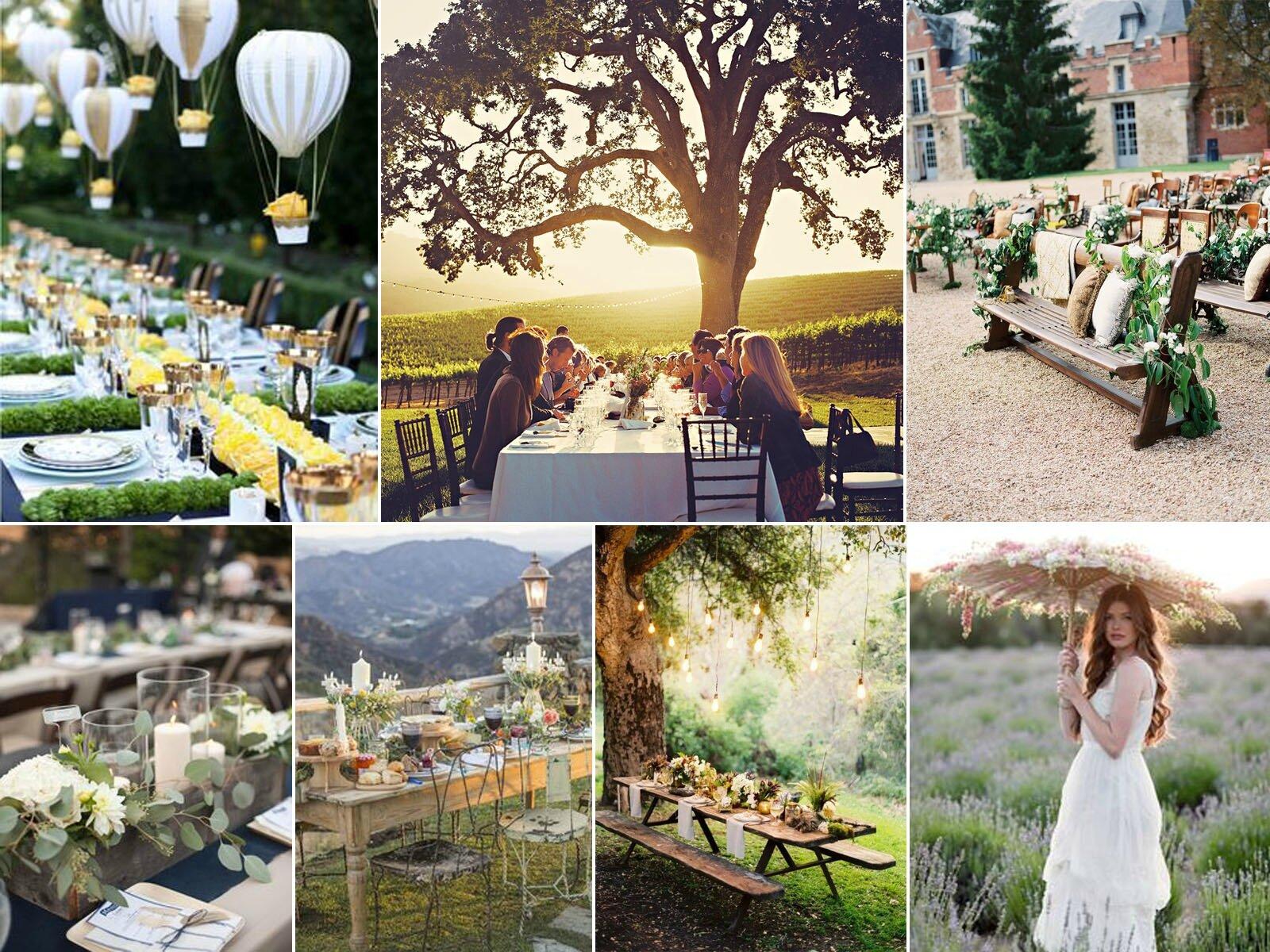 Mariage *Garden Party* - Rose Fantaisie *Wedding Planner & Wedding Déco*