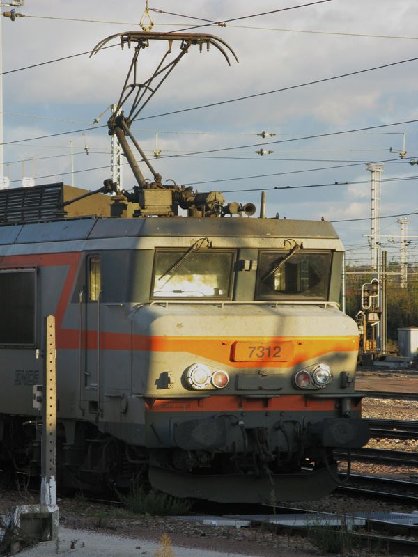 BB 7312 à Valenton. (Photo Erebos)