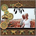 Découvrez deux pages d'aurélie avec la collection dakota valley