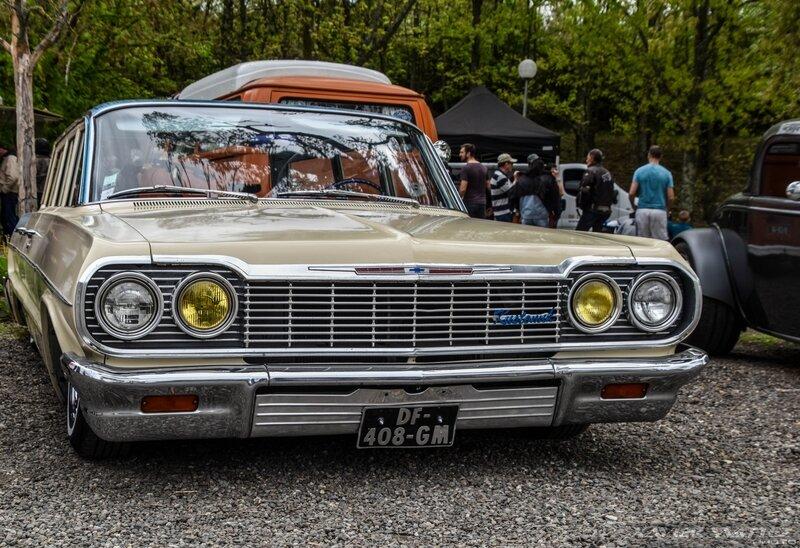 Chevrolet lowrider