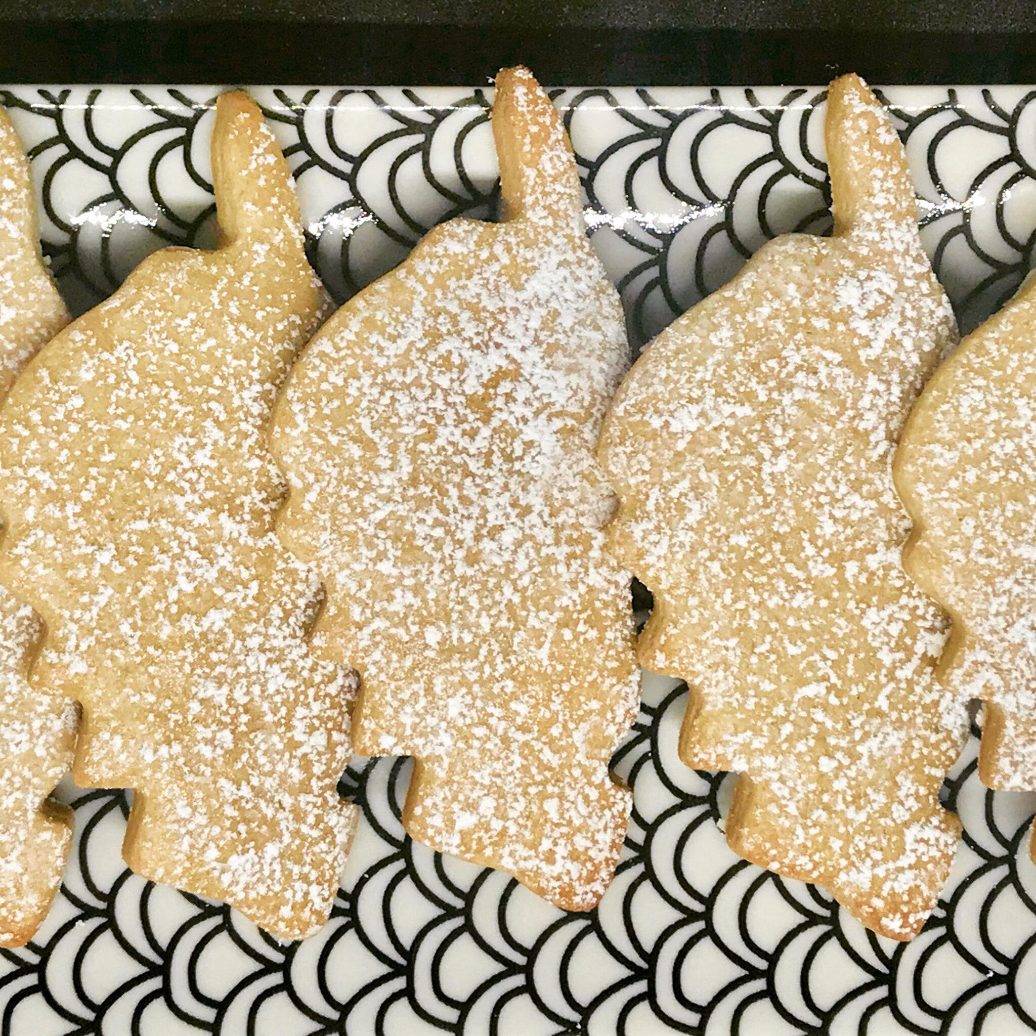 Les Images Subliminales (biscuits à la châtaigne)