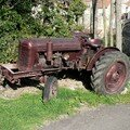 tracteur à Chadeleuf