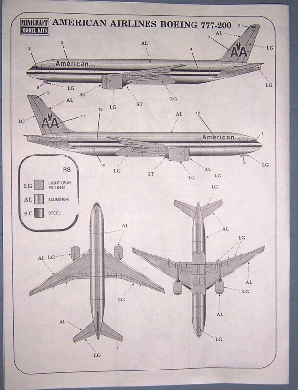 dimensions boeing 777