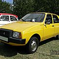 Citroën visa club 1978-1981