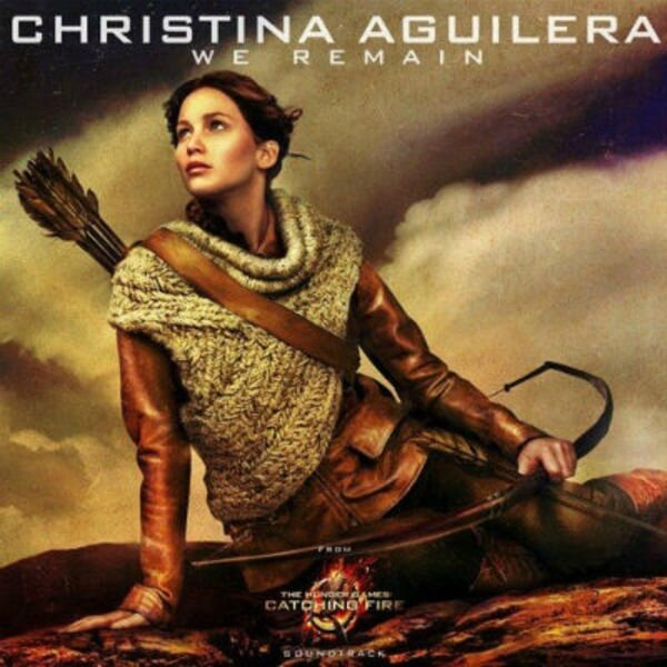 We Remain Christina Aguilera Catching Fire