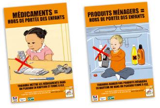 Des ouvrages tr s int ressants pour les parents au inpes - Accidents domestiques chez les enfants ...