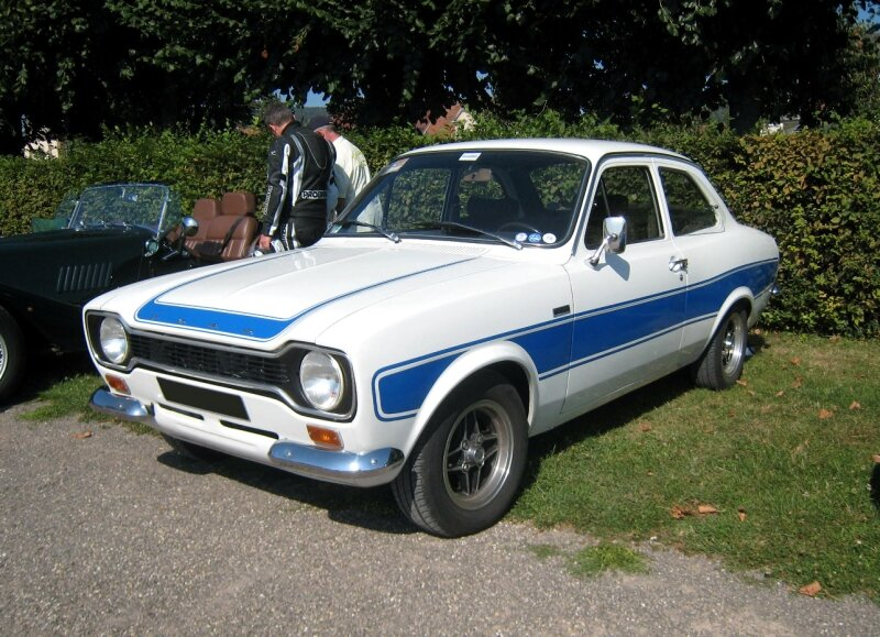 Ford escort RS 2000 01