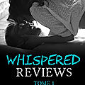 Whispered reviews tome 1 : harper & knox de amheliie et maryrhage