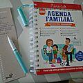 Mémoniak, l'agenda familial au top !
