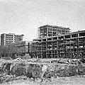 Une vue inédite de la construction (fin 1949)