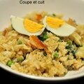 Kedgeree au haddock
