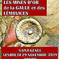 Emission sur france bleu limousin dimanche 24 novembre dans le cadre de l'ouverture du futur musée de st gence