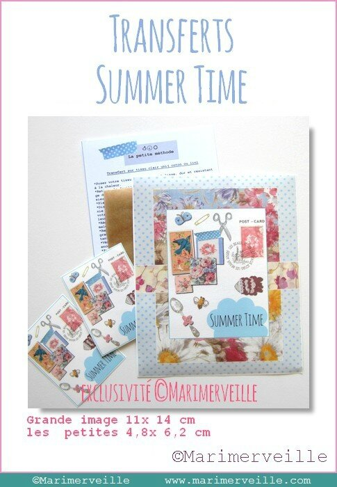 Marimerveille - Transferts summer time 1