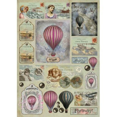 papier-decoupage-stamperia-montgolfieres