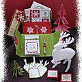 Boite à courrier aux couleurs de Noël2