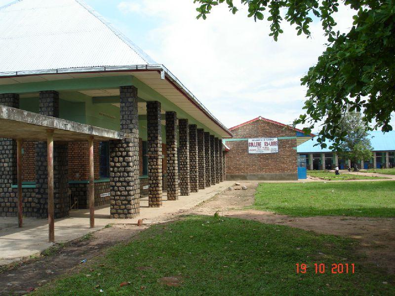 Collège Bandayi Bâtiments réhabilités